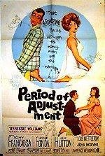 Period Of Adjustment - poster