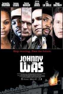 Johnny was - poster