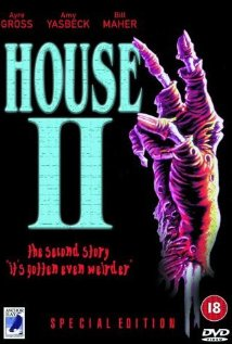 HOUSE 2 - poster