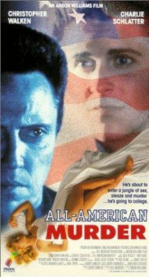 ALL-AMERICAN MURDER - poster