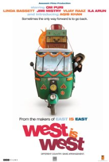 West Is West - poster