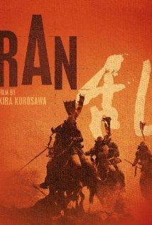 Ran - poster
