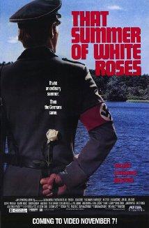 Ono ljeto bijelih ruža - poster