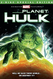 Hulkov planet - poster