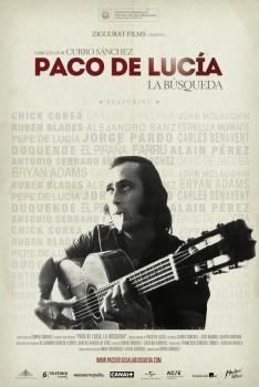 Paco de Lucia - poster