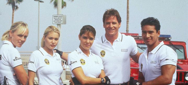 Policajci s plaže