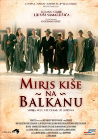 Miris kiše na Balkanu - poster