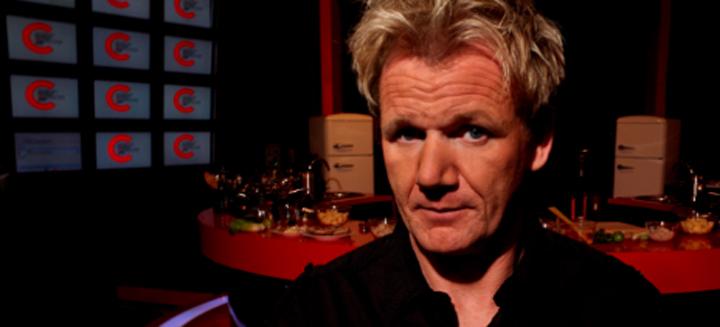 Kuhajte uživo s Gordonom Ramsayjem