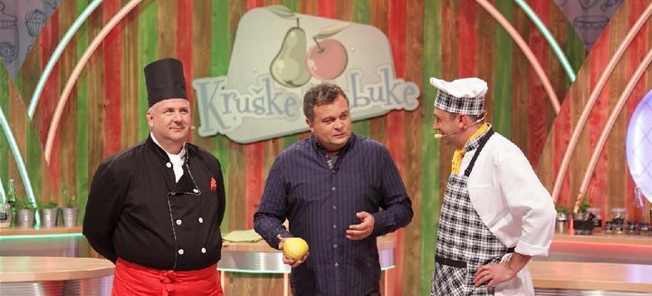 Kruške i jabuke, kuharski dvoboj