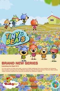 Tiny Beats - poster
