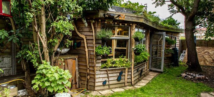 Najbolje vrtne kućice
