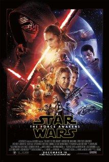 Ratovi zvijezda: Sila se budi - poster