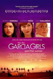 How the Garcia Girls Spent Their Summer - poster