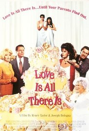 Ljubav je sve što postoji - poster