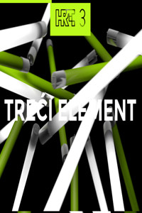 Treći element - poster