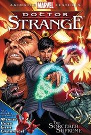 Doktor Strange - poster