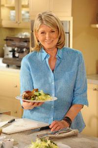 Škola kuhanja Marthe Stewart: Preljevi i emulzije - poster