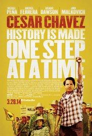 Cesar Chavez - poster