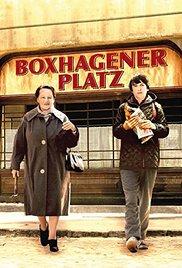 Berlin, Boxhagener Platz - poster