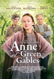Anne od zelenih zabata - poster