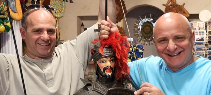 Sicilija s Aldom i Enzom