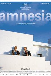Amnezija - poster