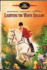 Lightning, the White Stallion - poster