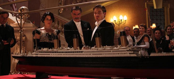 Titanic: Krv i čelik