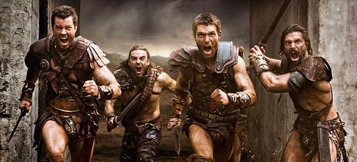 Spartak: Rat prokletih