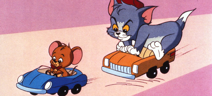 Mini Tom i Jerry