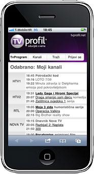 mobilni web